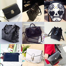 Women Shoulder Bags Lady Handbag Tote Purse PU Leather Messenger Hobo Bag New YS