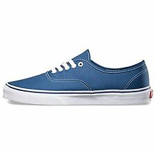 Original Vans Authentic VN000EE3NVY Navy Canvas Casual Men *No Box