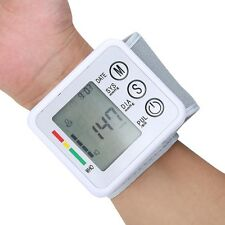 Convenient Wrist Blood Pressure Monitor Digital Sphygmomano