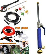 130/4000PSI High Pressure Electric Power Washer Spray Nozzle Water Gun Wand/Pumb