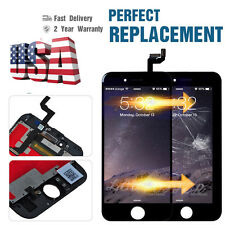 """iPhone 6S 4.7"""" Black LCD Display Touch Screen Digitizer Assembly Replacement NEW"""