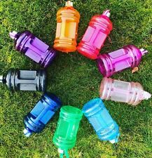 The BIG Bottle co. Water Bottle 2.2L capacity BPA & BPS Free