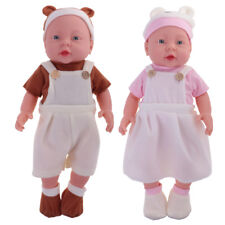 Looking Real Life Baby   Doll Boy Girl Cute Toy Handmade Vinyl Silicone