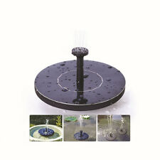 Water Pump Water Fountain Pump Fountain Pond Solar