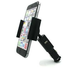 For VERIZON PHONES - CAR MOUNT CHARGER PLUG HOLDER USB PORT DOCK CRADLE