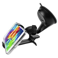 For VERIZON PHONES - EASY ONE HAND MOUNT CAR HOLDER WINDSHIELD DASH CLIP CRADLE