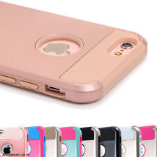 Shockproof Hybrid Armor Rugged Rubber Hard Phone Case Cover For Apple iPhone New