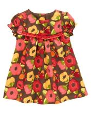 NWT Gymboree Adorable OWL Dress Baby Girls SZ 0 3 12 18 24 mos