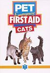 Pet Emergency First Aid - Cats (DVD, 2004) *Library Copy*