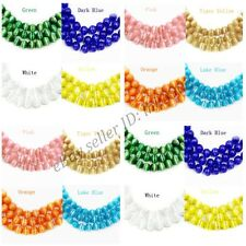4/6/8/10/12MM - Choose 16Color-1 Or Mixed Cat Eye Gemstone Round Loose Beads