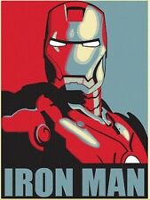 Iron Man Movie Film Art Print/Poster