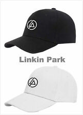 LINKIN PARK SYMBOL Baseball cap Hat Adjustable CHESTER Bennington Tribute Rock