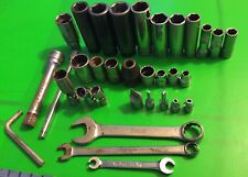 MAC, Matco, Cornwell, & Snap On Tools Sockets & Wrenches