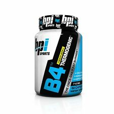 BPI Sports B4 Thermogenic The Once Daily Fat Burner, 60 Count New No Tax Ex CA