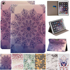 Slim Pu Leather Stand Case Cover For iPad 2 3 4 mini Air 2 Samsung Galaxy Tablet