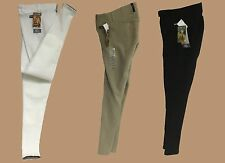 NWT! Kerrits Microcord Fullseat Breeches - Tan, Black, or White