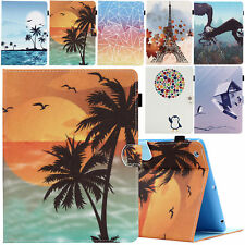 For Samsung Tab Apple iPad 2 3 4/Mini 1 2 3/Air 2 Magnetic PU Leather Case Cover