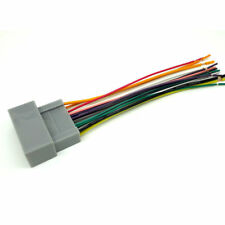 for honda CAR STEREO CD PLAYER WIRING HARNESS WIRE AFTERMARKET RADIO INSTALL TAO