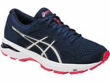 Womens Asics GT1000 Running Shoes INSIGNIA BLUE/SILVER/ROUGERED US Sizes (D Fit)