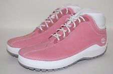 Timberland Euro Hiker 86993 Talus Pink Junior Boots Shoes