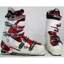 ski boot occasion Salomon Mission 880 RS white/red