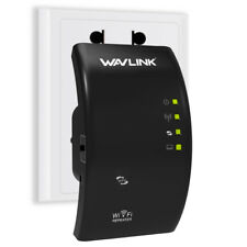 WAVLINK WL-WN518W2 Wireless Repeater 300Mbps WiFi WLAN Range Extender Expander