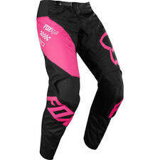 Fox Racing NEW Mx 2018 180 Mastar Black Pink Adult Motocross Dirt Bike Pants
