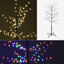 5FT/1.5M Indoor Outdoor 180LED Blossom Tree Christmas Pre-lit Sakura Lights Tree