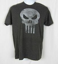 Marvel Comics Super Hero Mad Engine Adult Unisex Punisher T-Shirt Size Large