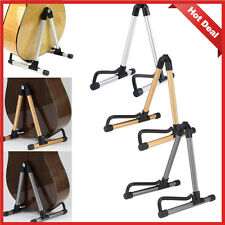 Guitar Stand Universal Folding Electric Acoustic Bass Guitar Stand A Frame Floor