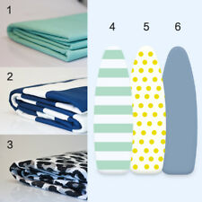 Ironing Board Cover Thick Pad Underlay Cotton Printed Anti-Heat Household-NEW