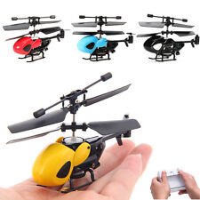3.5CH Metal Radio Remote Control RC Helicopter Gyro Infrared Mini Electric Toys