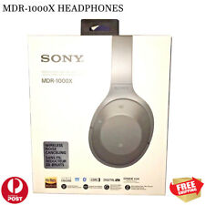 Brand New Genuine Sony MDR-1000X Bluetooth Wireless Noise Cancelling Headphones