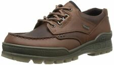 ECCO Mens Track II Low-Gore Tex Oxford Boot 1944 Bison/Bison Free Shipping NIB
