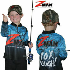 Zman Tournament KIDS Fishing Shirt ( Z-man ) BRAND NEW WITH TAGS Z Man