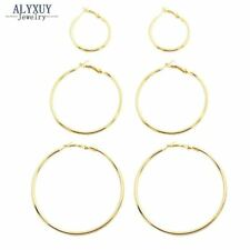 fashion jewelry huge hoop earring set 1lot=3pairs for women