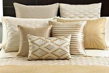 Hotel Collection Radiance Quilted Standard OR Euro Sham Gold Ore NWT