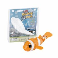 NEW Kids Bath Bathing Portable Bath Toy Whale/Dolphin/Fish Gift Diving Fish