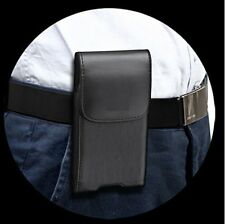 For Samsung Galaxy S8 Plus Pouch Belt Pu Leather Swivel Case Business Cover Clip