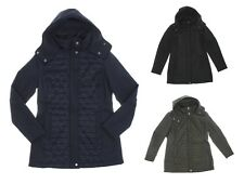 Marc New York by Andrew Marc Women's Quilted Hooded Jacket - Select size/color