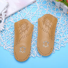 3/4 Arch Support Orthotic Insoles Pads Heel Pain Relief Plantar Fasciitis 36-46