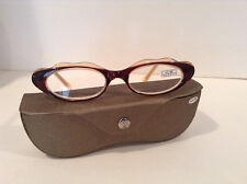 New Trendies Cinzia Designer Chit Chat Reading Glasses Readers Case + FREE GIFT