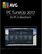 AVG PC TuneUp 2017 (1, 3 PC or unlimited) 1 year ESD | Download