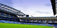 Chelsea FC Stamford Bridge West Stand photograph picture poster photo art print