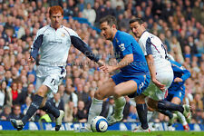 Chelsea FC player Frank Lampard v West Ham photograph, picture, print by AEP