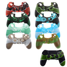 New Silicone Rubber Case Skin Grip Cover For PlayStation 4 PS4 Controller