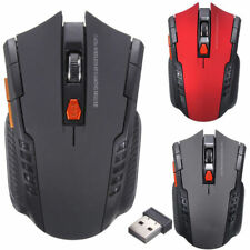 New 2.4Ghz Mini Wireless Optical Gaming Mouse Mice USB Receiver For PC Laptop WZ