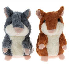 Toy Talking Hamster Plush Speak Record Mouse Kids Pet Hot Mimicry Sound Cute New