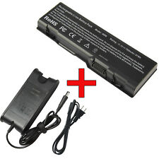 Charger/Battery For Dell Inspiron 6000 9200 9300 9400 E1705  E1505n M6300 YF976