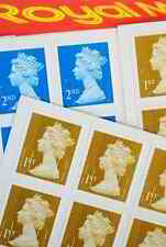 BRAND NEW-Royal Mail  books of 1st, 2nd Class Letter and Large Letter Stamps